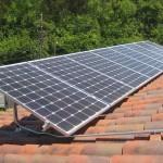 Reverse Tilt Clay Title Roofs. No match for Skytech Solar