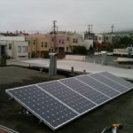 You don't need a big solar system in san francisco.