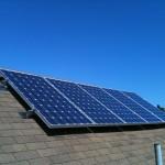 6 solar panel installation in San Francisco.