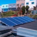 Solar Panels in the City of San Francisco