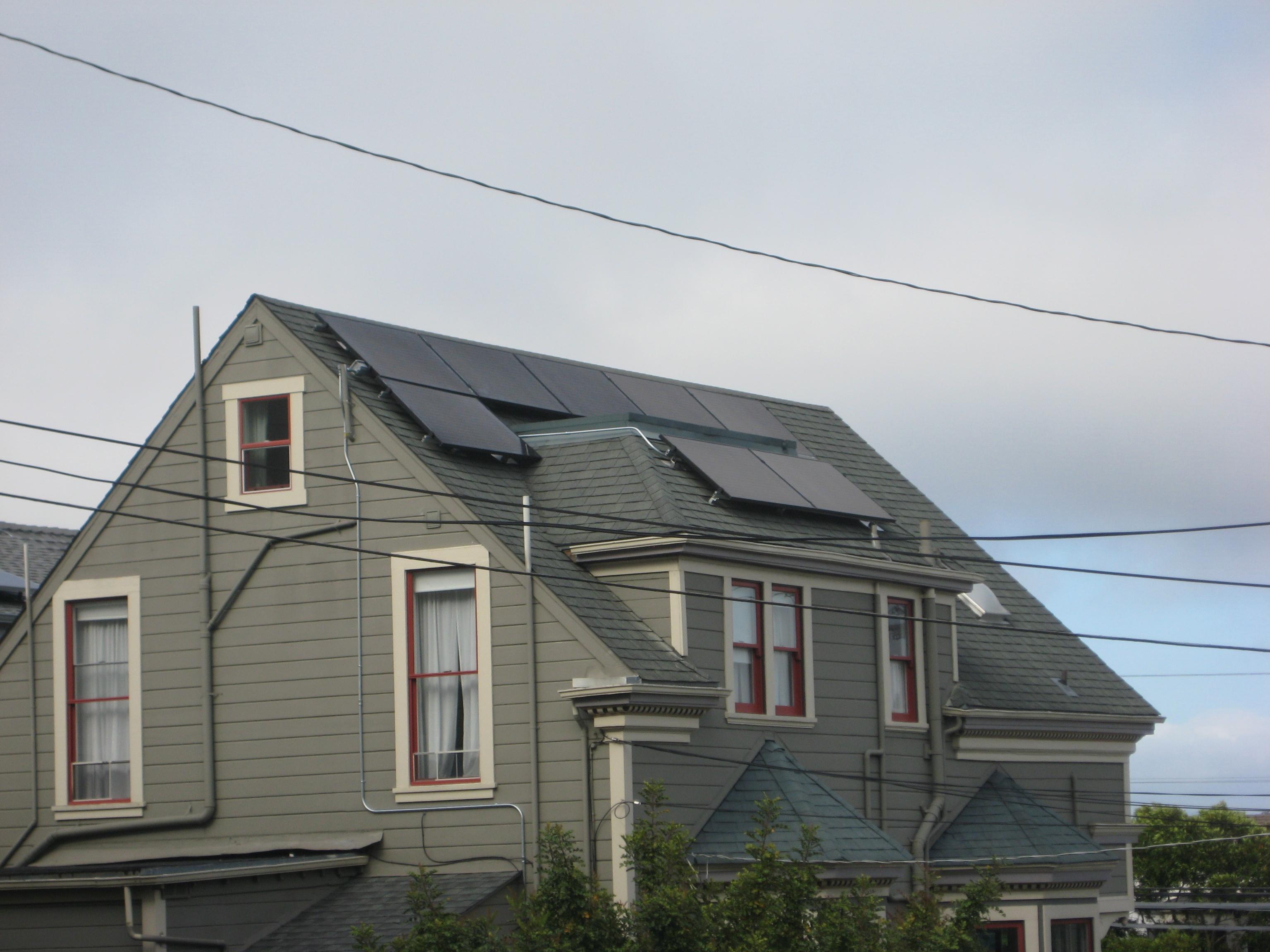 Solar Installation Solar Installation San Francisco