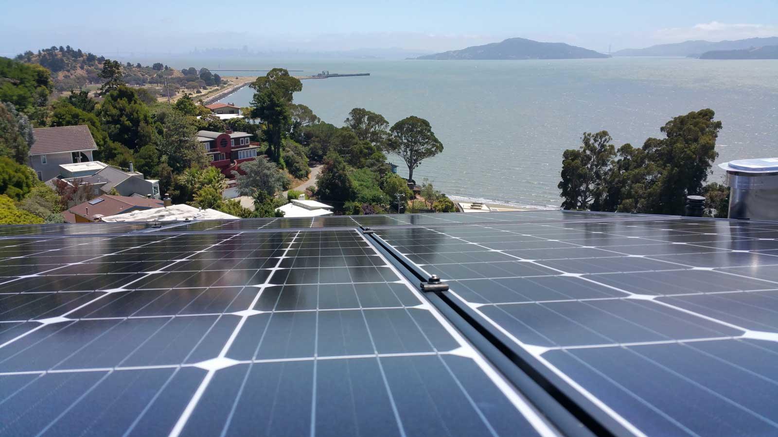 Bay Area Solar Panel Installation Company   Skytech Solar