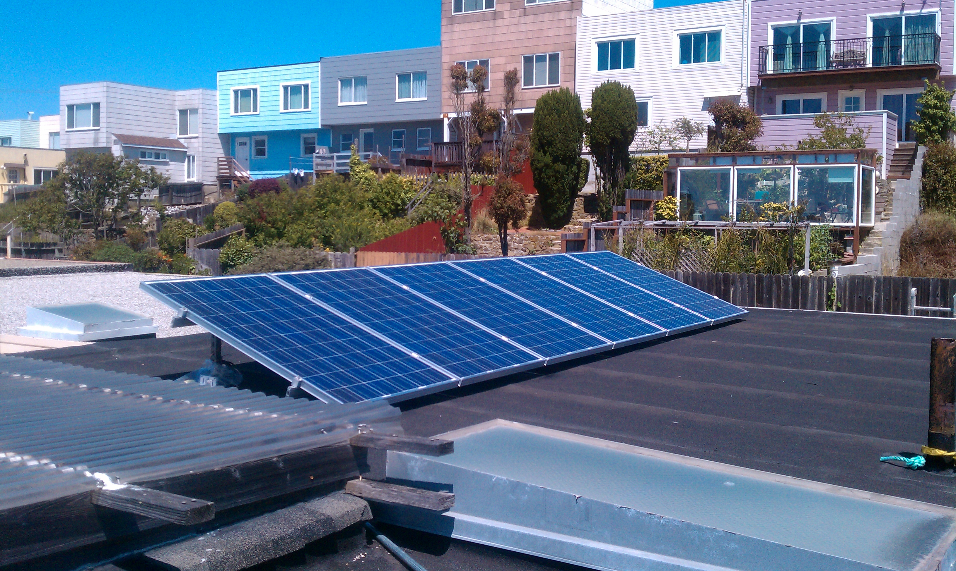 Solar Panel Installation Photo Gallery Skytech Solar
